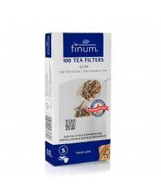 Filtry do herbaty Finum S
