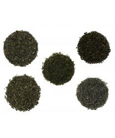 Zielone herbaty klasyczne