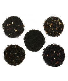 Czarne herbaty smakowe