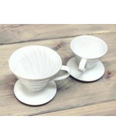 Dripper ceramiczny